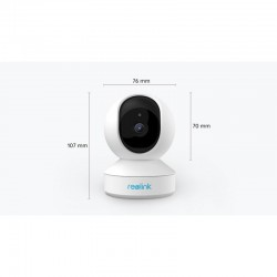 Reolink WiFi vaizdo kamera, 3 MP, IR 12 m, E1