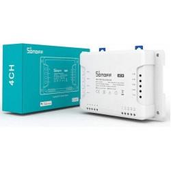 Sonoff išmanusis 4 kanalų Wi-Fi jungiklis 4CHR3