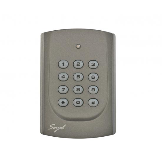 Skaitytuvas + klaviatūra SOYAL AR-721KBX3N21