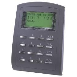 Soyal AR-727H durų valdiklis su klaviatūra ir atstuminių kortelių skaitytuvu, lauko, su displėjumi, 125kHz