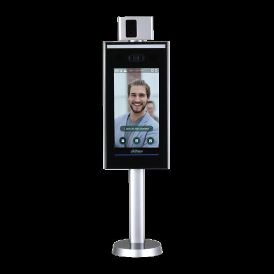 Kūno temperatūros matavimo sistema su veidų atpažinimo f-cija ASI7223X-T1