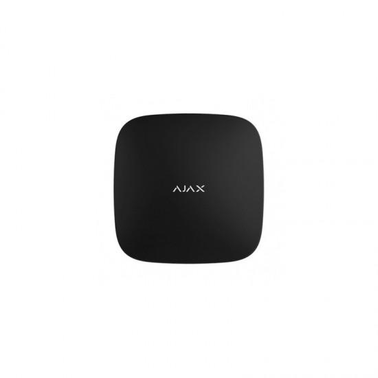 Ajax Hub 2 Plus išmanioji centralė (juoda)