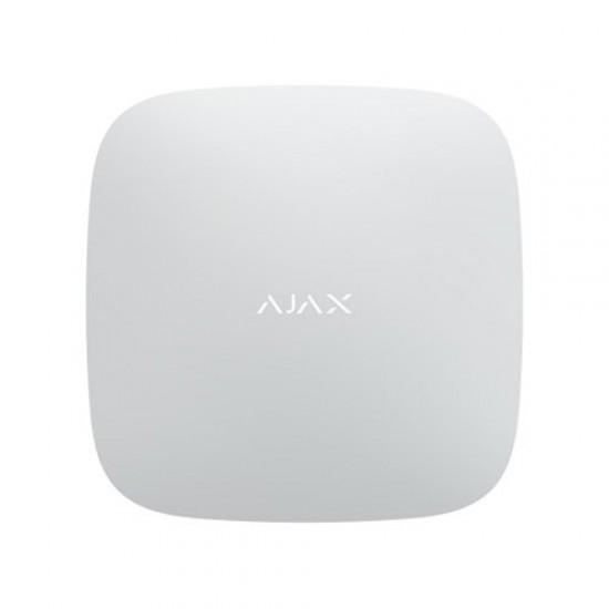 Ajax Hub 2 Plus išmanioji centralė (balta)
