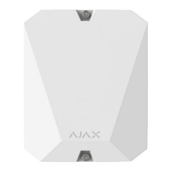 Ajax MultiTransmitter modulis (baltas)