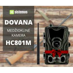DOVANA medžioklinė kamera HC801M