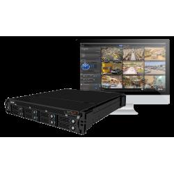 NUUO Crystal NVR skaitmeninis įrašymo įrenginys CT - 8000R