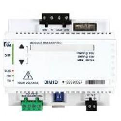 DIM1D Paradox 1 kanalo apšvietimo reguliavimo modulis