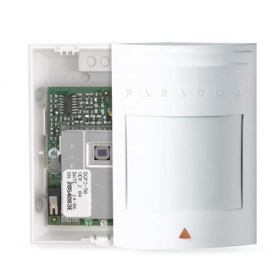 DM60 Paradox adresinis judesio jutiklis