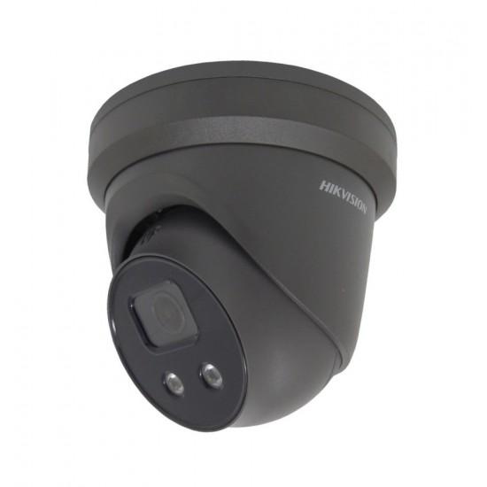Hikvision IP dome kamera DS-2CD2346G2-IU F2.8 (Juoda)
