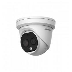 Hikvision termovizorinė & optinė tinklo kamera DS-2TD1217-2/PA