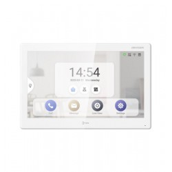 Hikvision android monitorius telefonspynėms DS-KH9510-WTE1 (baltas)