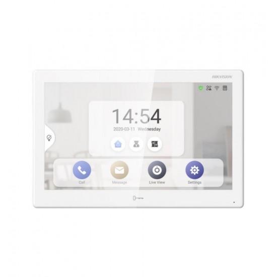 Hikvision android monitorius telefonspynėms DS-KH9510-WTE1 (baltas)