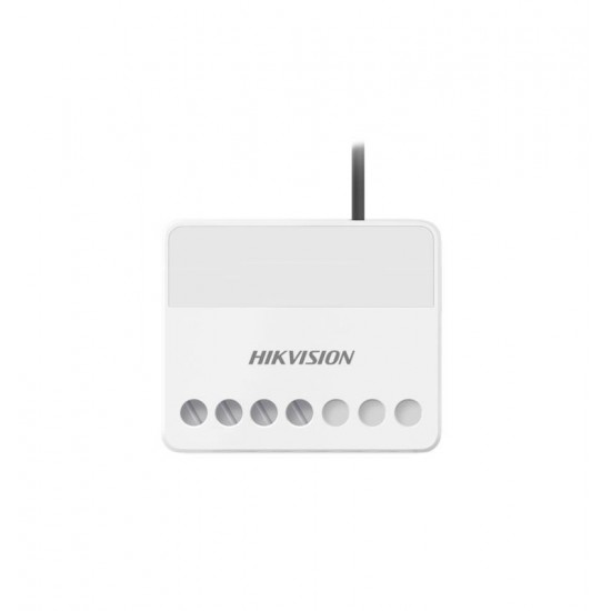 Hikvision AX PRO rėlinis modulis DS-PM1-O1H-WE