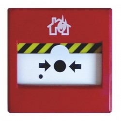 EC0020 Enea adresuojamas gaisro pavojaus mygtukas