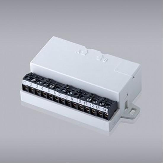 FD7203R UniPOS adresinis 1 išėjimo relinis modulis
