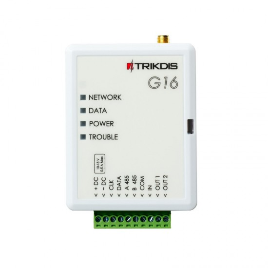 GSM komunikatorius G16 (2G) be antenos