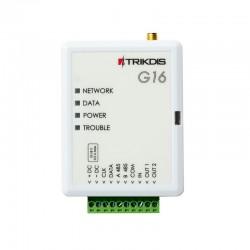 GSM komunikatorius G16 (2G) su klijuojama antena