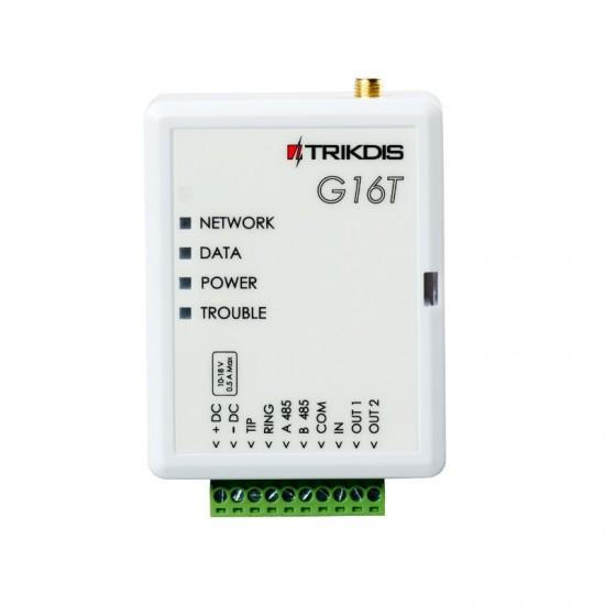 GSM komunikatorius G16T (4G) su klijuojama antena