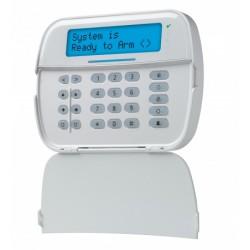 DSC LCD klaviatūra HS2ICNRF8 E1 su PowerG (866MHz) imtuvu