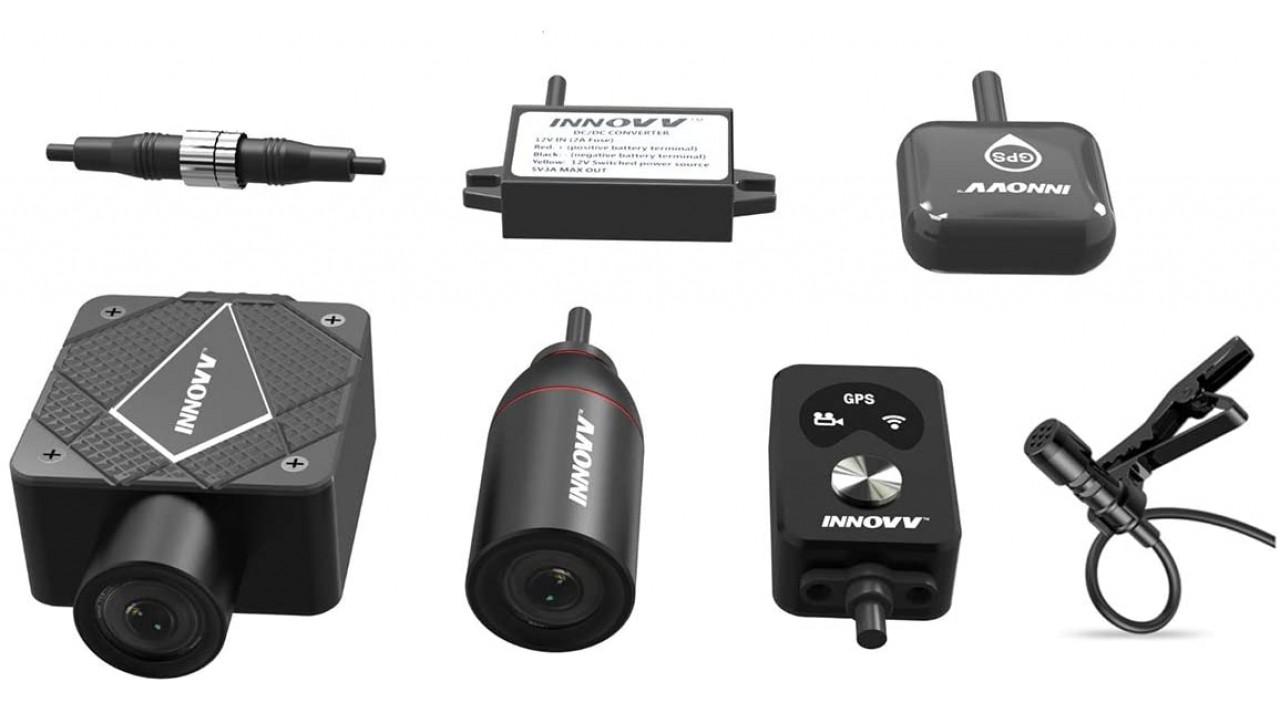 INNOVV K5 video recorder