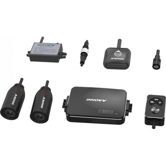 Innovv K3 2 kanalų vaizdo registratorius motociklams