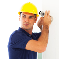 Security systems installation