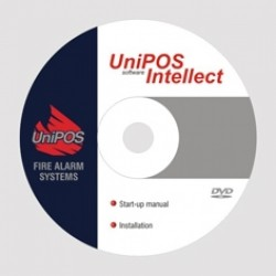 IFS7002 UniPos Intellect  centralių monitoringo programa