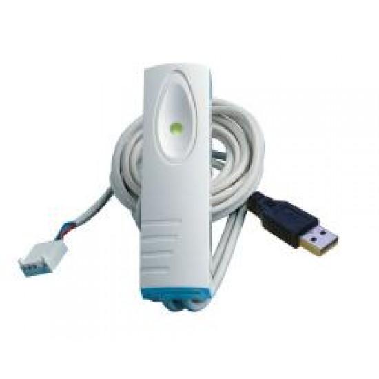 Texecom USB-COM sujungimo laidas