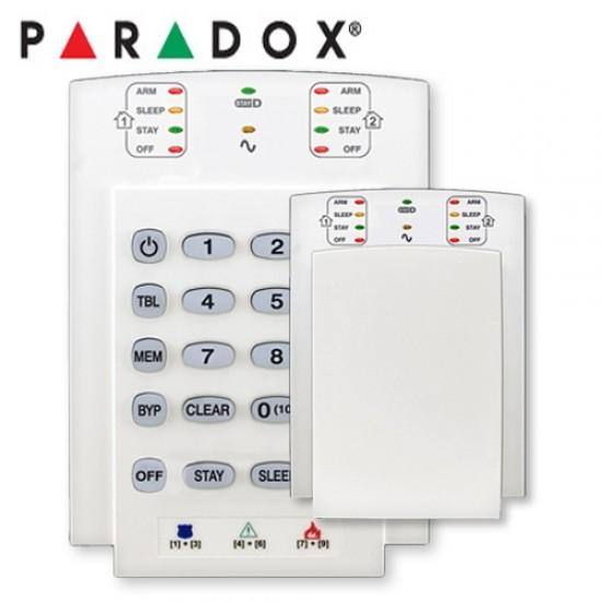 K10V Paradox klaviatūra