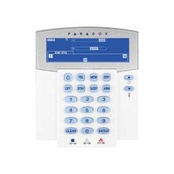 K37 bevielė LCD klaviatūra