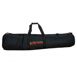 Juodas transportavimo krepšys detektoriams Kapaan