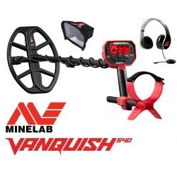 Metalo detektorius MINELAB VANQUISH 540 + DOVANA