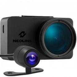 Neoline G-Tech X76, dviejų kanalų FULL HD vaizdo registratorius su magnetiniu laikikliu