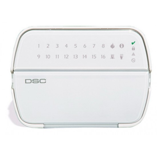 Apsauginė klaviatūra DSC PK5516 PowerSeries