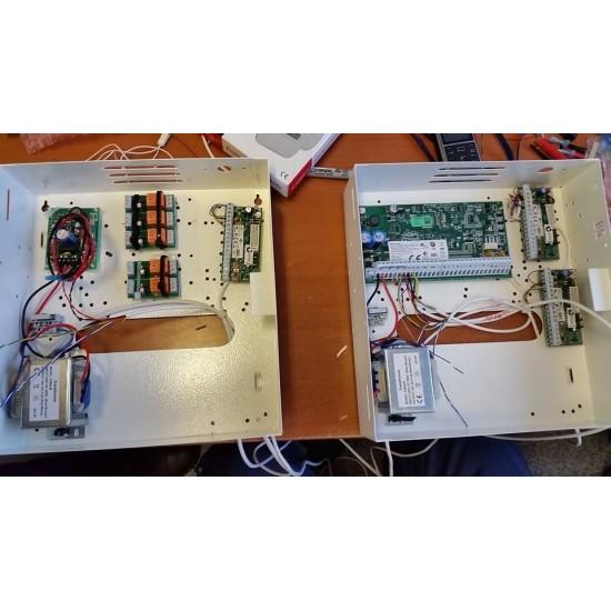 Apsaugos sistemos - signalizacijos paruošimas naudojimui