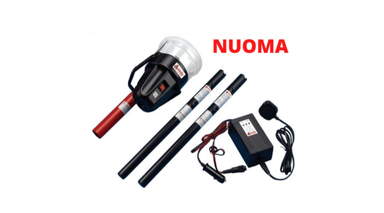 NUOMA Belaidis šilumos detektoriaus testeris SOLO 461