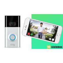 Durų skambutis su vaizdo kamera
