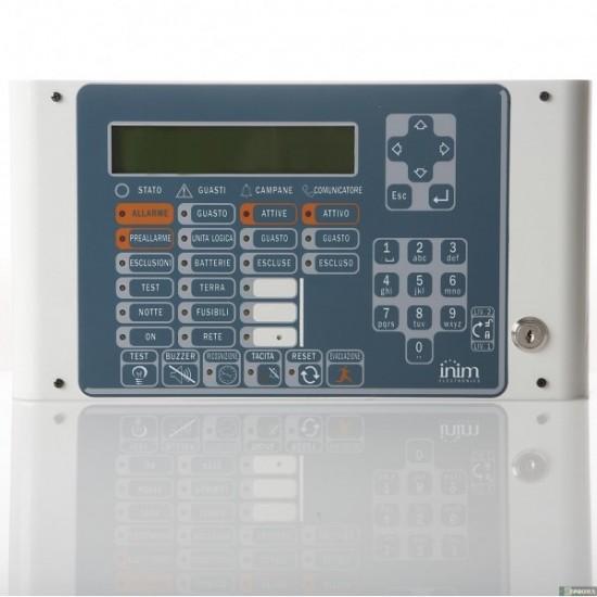 Inim nuotolinio valdymo LCD kartotuvas SmartLetUSee/LCD