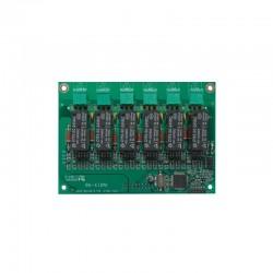 Inim 6 terminalų (įėjimų/išėjimų) išplėtimo plokštė SmartLoop/INOUT