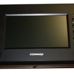 CDV 70A (juodas), Vaizdo telefonspynės monitorius, spalvotas.
