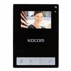 KCV-434 spalvotas 4,3'' monitorius telefonspynei, juodas