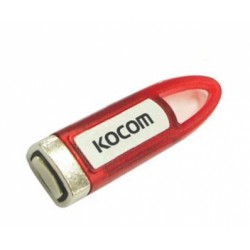 KIB-01 Dallas raktas su laikikliu Kocom iškvietimo moduliams.