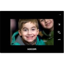 KCV-A374 spalvotas 7'' LCD monitorius telefonspynei, juodas.