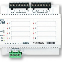 ZX8D Paradox 8 zonų išplėtimo modulis
