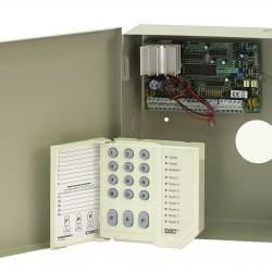 DSC PC585H/CLC centralė PC585 su PC1555 klaviatūra ir korpusu