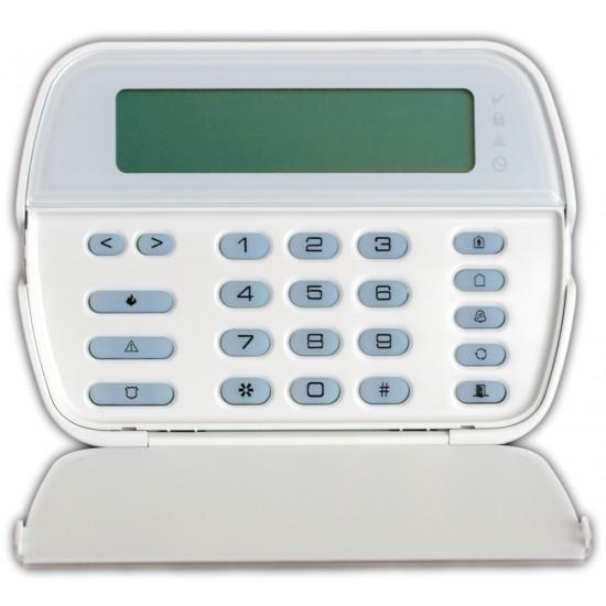 Apsauginė klaviatūra DSC RFK5501 su imtuvu