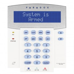 K641LX Paradox klaviatūra su belaidžių įrenginių moduliu