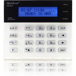 Apsauginė klaviatūra Secolink KM20B
