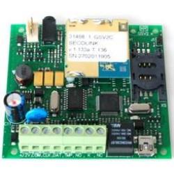 Secolink GSM siųstuvas prie apsaugos sistemos GSV2C