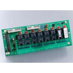 Concept 995082  16 zonų universalaus išplėtimo modulio 8 relinių PGM išplėtimo plokštė